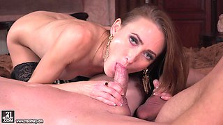 Kira Parvati is in need of a hot double penetration game
