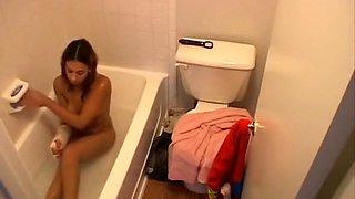 teen bath