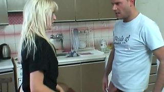 Destroy The Dutch Blonde Face Blowjob Session To Relax