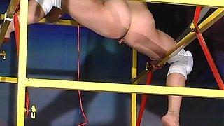 Lina Sadlutova - Gymnastic Video part 2