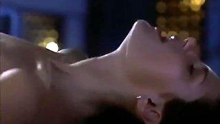 Debra K Beatty Erotic Softcore Lesbian Scene From Cyberella
