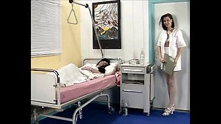 sex clinic, night shift of pregnant nurse stefanie