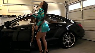 Exotic pornstar Lisa Ann in horny big tits, brunette porn scene