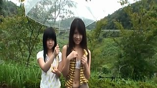 fun outdoors time fur busty lady feature film 1