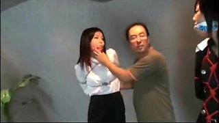 2 japanese detective bondage