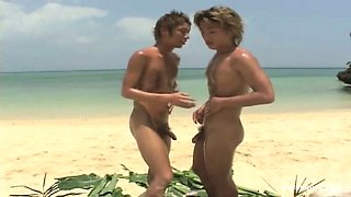 Sumo Beach Buttfuckers