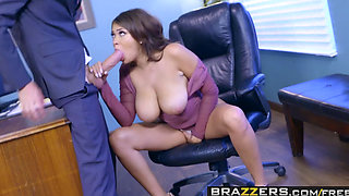 Brazzers   Big Tits at Work   Cassidy Banks and Danny D    Young Bitchy Boss