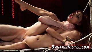 Sex domination mixed wrestling Poor little Jade Jantzen, she
