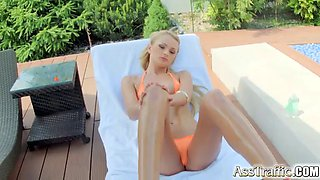 rough anal sex with ivana sugar in pov