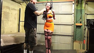 Astonishing xxx video Bondage new show