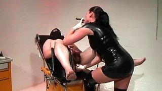 Horny homemade straight, smoking porn video