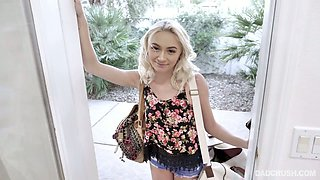 Sinful blond step daughter Chloe Temple hooks up with her insatiable step dad