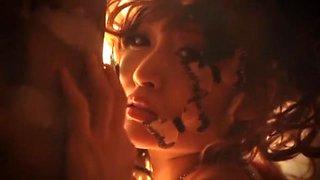 Amazing Japanese girl Kirara Asuka in Hottest Facial, Stockings/Pansuto JAV video