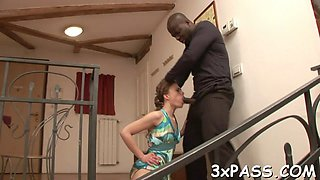 see interracial xxx story blowjob segment 5