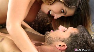 Hottest pornstars Amy Red, Kristof Cale in Incredible Redhead, Romantic sex movie