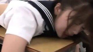 SVDVD-427 - Creampie Class Duty Schoolgirl Nakadashi